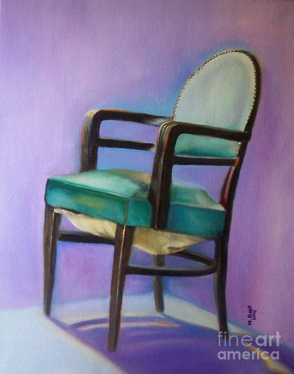 Still Life Art Print featuring the painting Ye Who Are Weary by Marlene Book