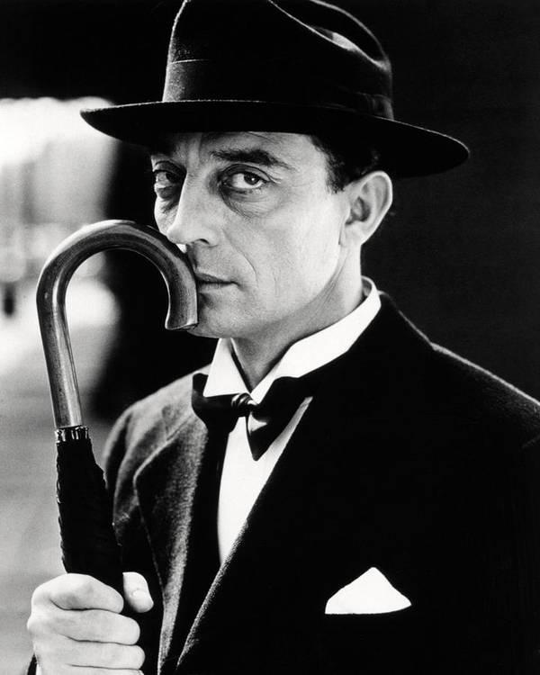 Buster Keaton Photographs