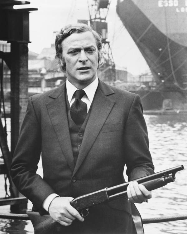 Get Carter Print featuring the photograph Get Carter by Silver Screen