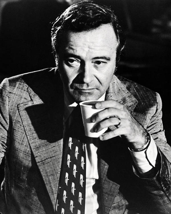 Save The Tiger Art Print featuring the photograph Jack Lemmon In Save The Tiger by Silver Screen