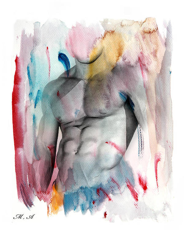 Love Colors  by Mark Ashkenazi