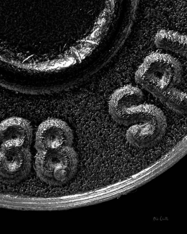 Bullet Art Print featuring the photograph Rim And Primer 38 Special by Bob Orsillo