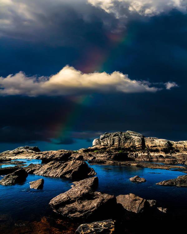 Rainbow Art Print featuring the photograph Secret Place II by Bob Orsillo