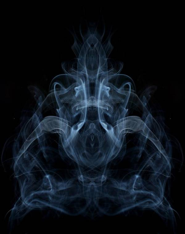 Smoke Photography Art Print featuring the photograph 12 by James Cummings