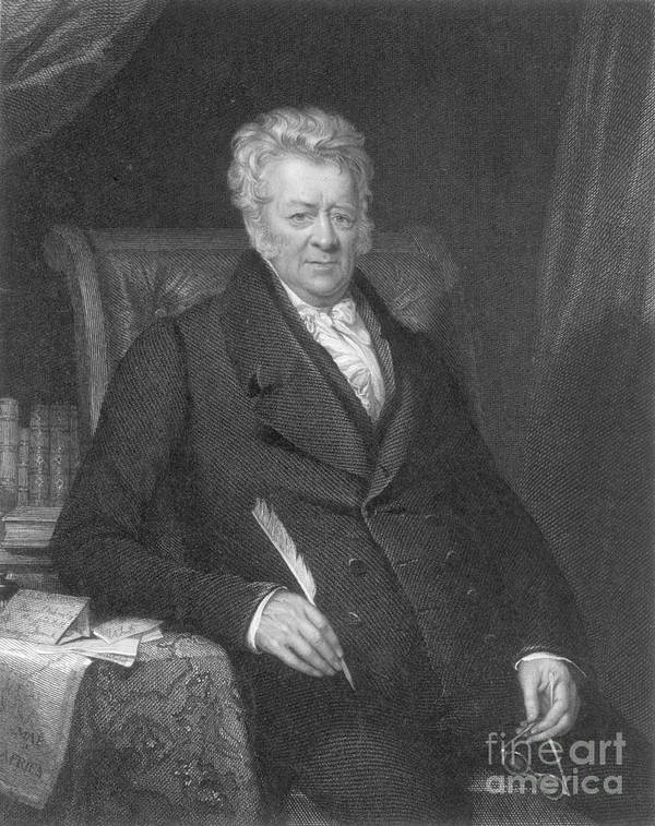 19th Century Art Print featuring the photograph Thomas Clarkson (1760-1846) by Granger