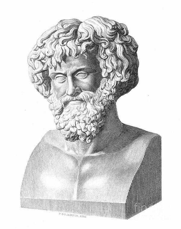 2nd Century B.c Art Print featuring the photograph Hannibal (247-183 B.c.) by Granger