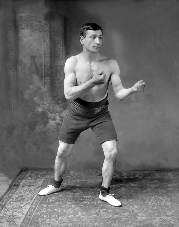 Mid Adult Art Print featuring the photograph Battling Taylor by Reinhold Thiele