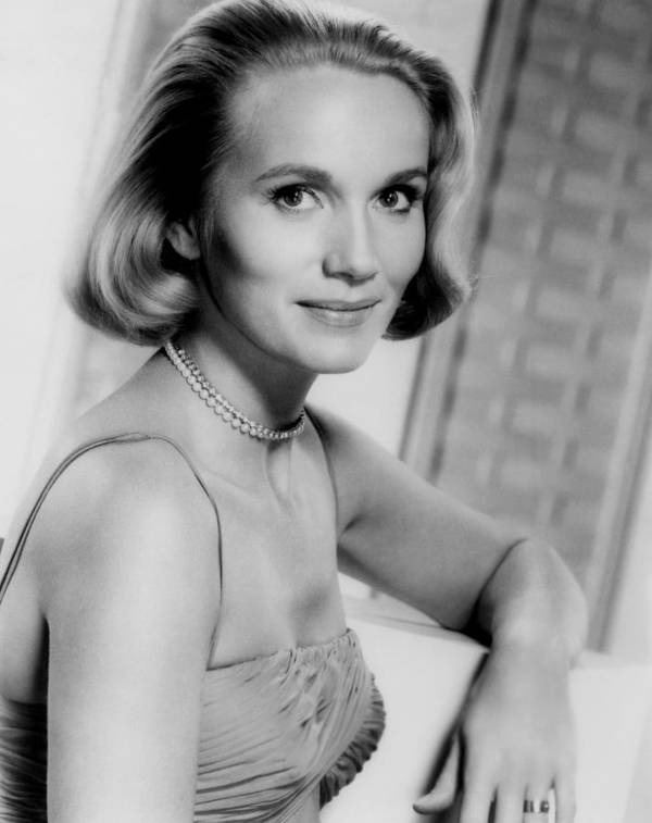 1950s Portraits Art Print featuring the photograph North By Northwest, Eva Marie Saint by Everett