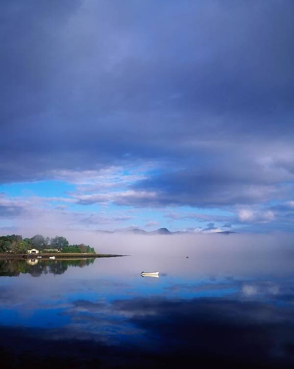 Beauty In Nature Art Print featuring the photograph Ring Of Kerry, Dinish Island Kenmare Bay by The Irish Image Collection