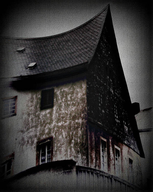 House Art Print featuring the photograph 001 by Mimulux patricia No