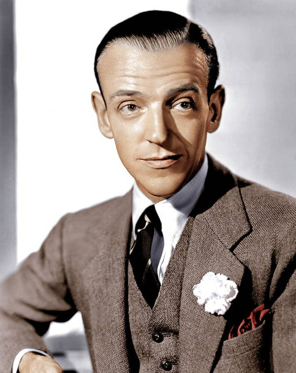 1930s Movies Art Print featuring the photograph Carefree, Fred Astaire, 1938 by Everett