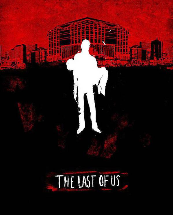 The Last Of Us Art Print featuring the digital art The Last Of Us by Guntur Falah