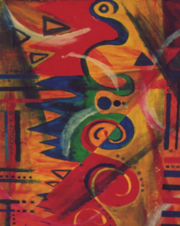 Modern African Art Patterns