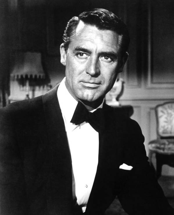 1950s Portraits Art Print featuring the photograph Indiscreet, Cary Grant, 1958 by Everett