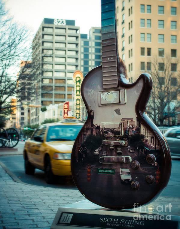 Sixth String Austin by Sonja Quintero