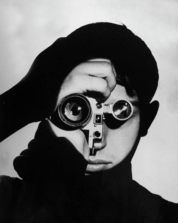 Timeincown Art Print featuring the photograph Dennis Stock by Andreas Feininger