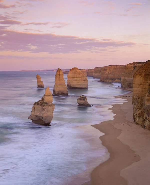 Scenics Art Print featuring the photograph The Twelve Apostles, Great Ocean Road by Gavin Hellier / Robertharding
