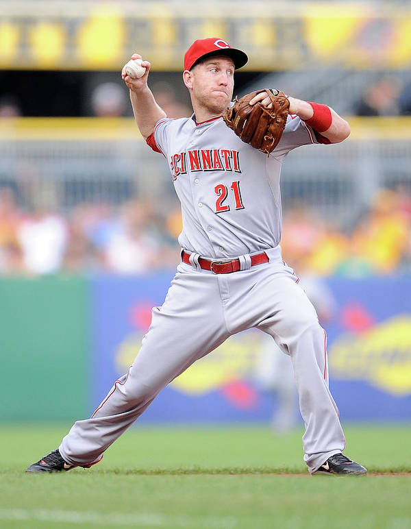 People Art Print featuring the photograph Todd Frazier by Joe Sargent