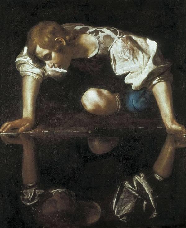 Vertical Art Print featuring the photograph Caravaggio, Michelangelo Merisi Da by Everett