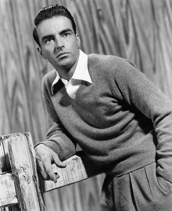 1950s Movies Art Print featuring the photograph I Confess, Montgomery Clift, 1953 by Everett
