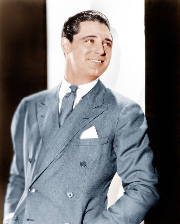 1930s Portraits Art Print featuring the photograph Cary Grant, Ca. Early 1930s by Everett