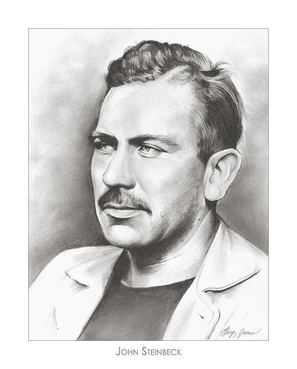 a biography and life work of john steinbeck an american writer