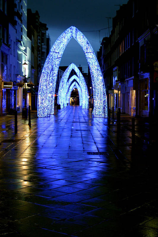 Jez C Self Art Print featuring the photograph Arch To Freedom by Jez C Self