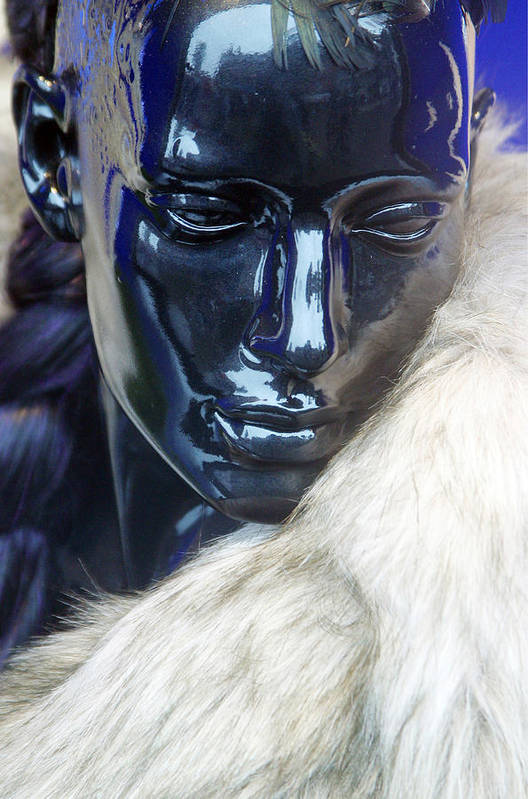 Jez C Self Art Print featuring the photograph Ice Queen by Jez C Self