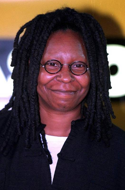 Jez C Self Art Print featuring the photograph Whoopi 2 by Jez C Self