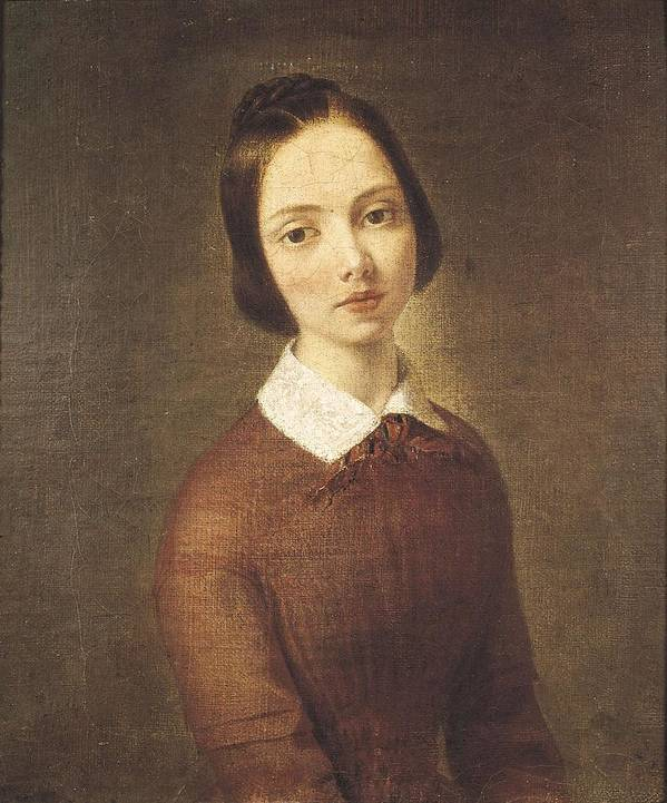 Vertical Art Print featuring the photograph Molteni, Giuseppe 1800-1867. Portrait by Everett