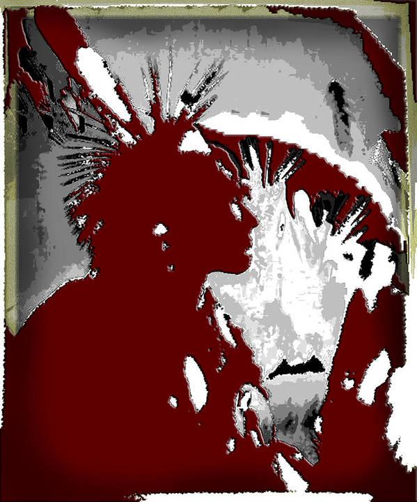 Nature Art Print featuring the photograph Seminole Nation by Jimi Bush