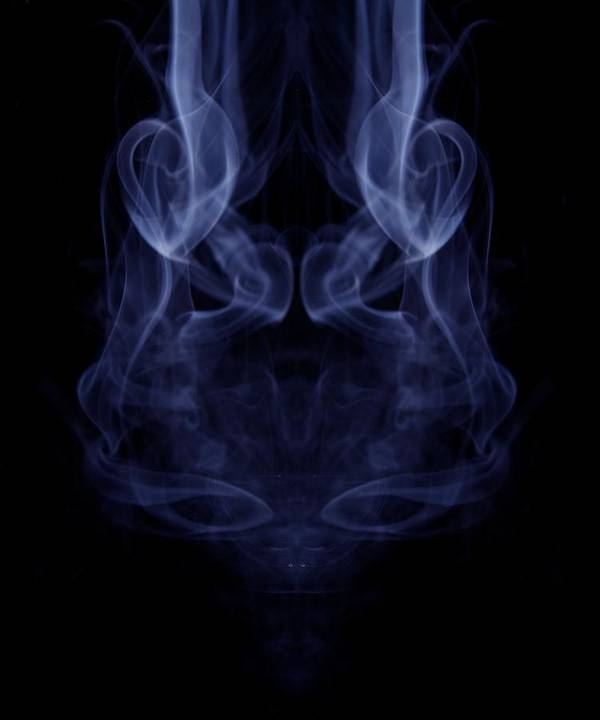 Smoke Photography Art Print featuring the photograph 14 by James Cummings