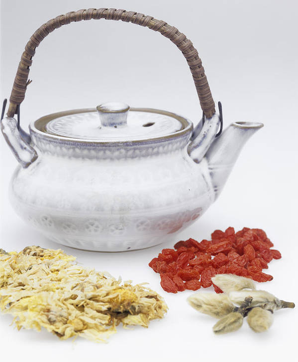 Equipment Art Print featuring the photograph Traditional Chinese Medicines by Sheila Terry