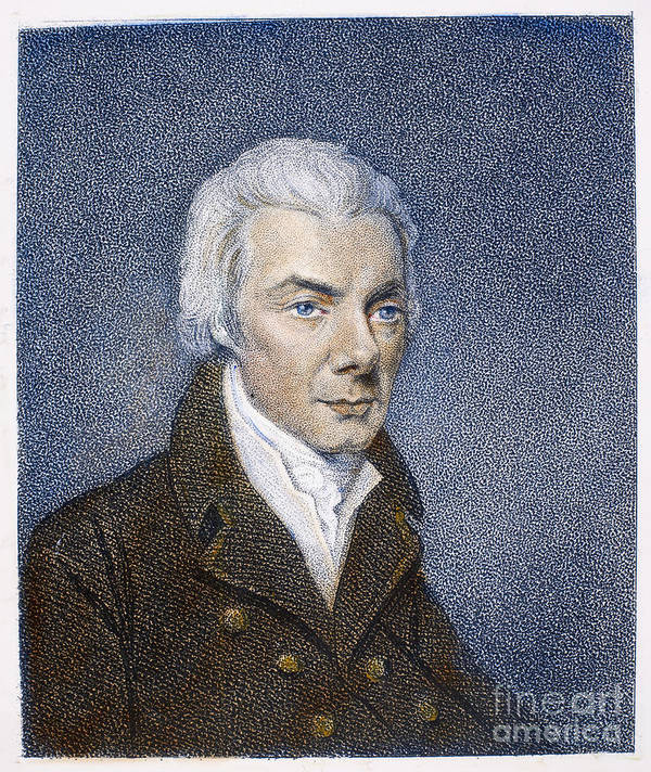 18th Century Art Print featuring the photograph William Wilberforce by Granger