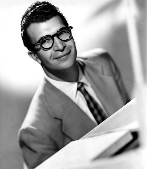 1950s Portraits Print featuring the photograph Dave Brubeck, 1950s by Everett