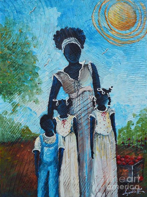 Bearing Fruit Too by Sonja Griffin Evans