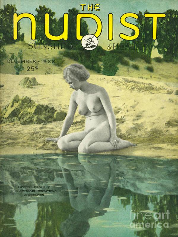 Nudists vintage Nudist: 167