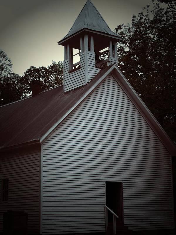 Church Art Print featuring the photograph Silent Faith by Jessica Burgett