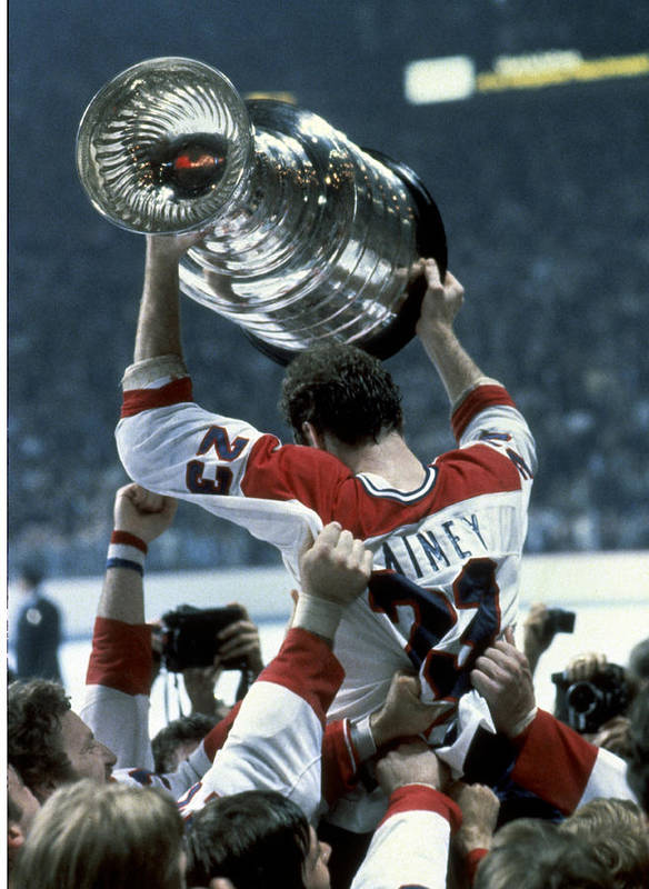 Playoffs Art Print featuring the photograph Stanley Cup Finals - Game 5 New York by B Bennett