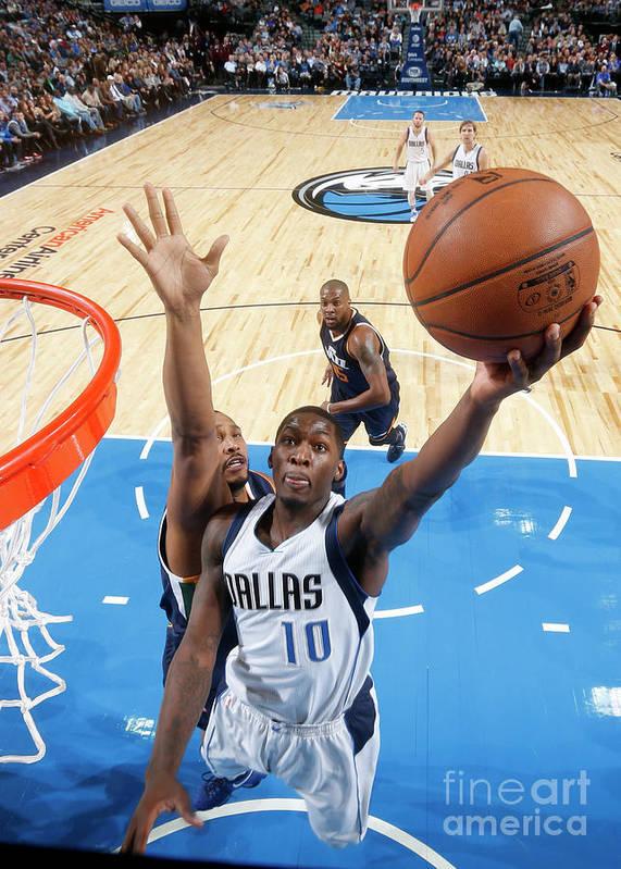 Nba Pro Basketball Art Print featuring the photograph Dorian Finney-smith by Glenn James