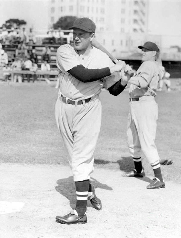 1930-1939 Art Print featuring the photograph Joe Cronin by National Baseball Hall Of Fame Library