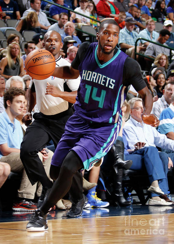 Sport Art Print featuring the photograph Michael Kidd-gilchrist by Danny Bollinger