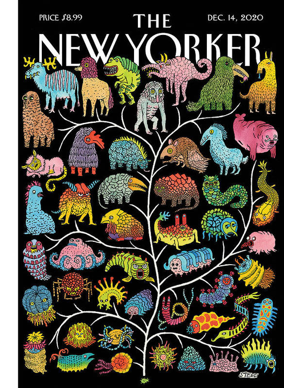 Life Art Print featuring the painting Tree of Life by Edward Steed