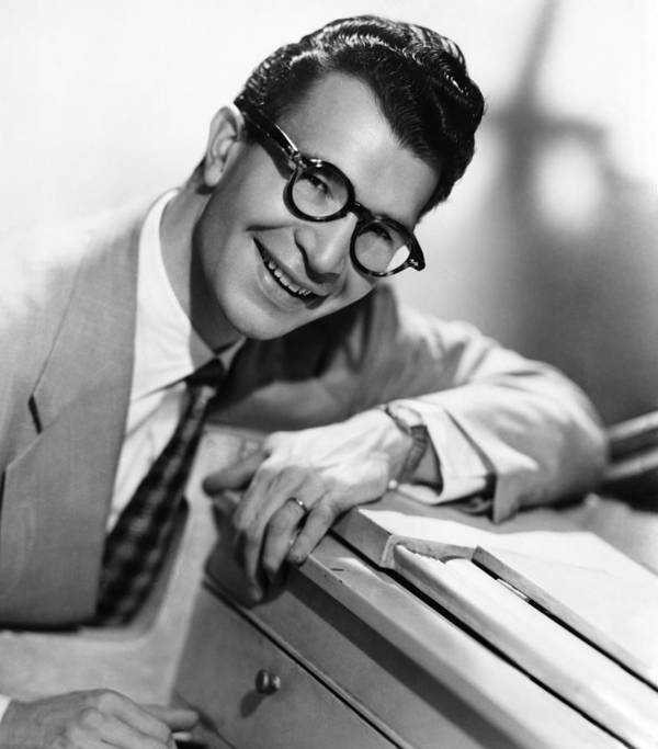 1950s Portraits Art Print featuring the photograph Dave Brubeck, 1950s by Everett