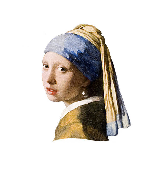 Vermeer Art Print featuring the photograph New Look by Peter Lloyd