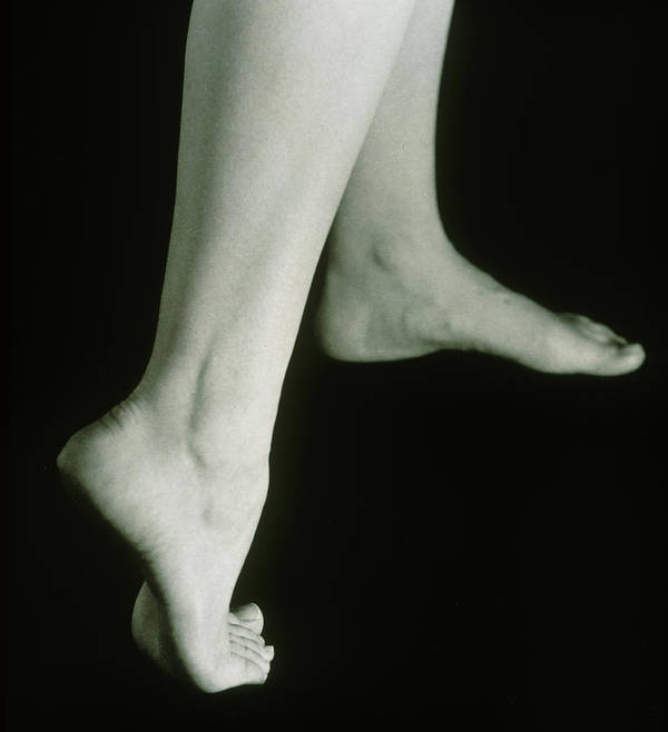 Foot Art Print featuring the photograph Woman's Healthy Feet by Cristina Pedrazzini