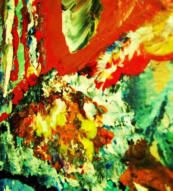 Naturelandscapewaterbluegreencloudswildlifeskyartflowersabstractflowertreesnew_yorkredyellowwhiteoceansunsetphotographytreesummercolorfulchicagobeautyblackmodernarchitecturevintageanimalskylineblack_and_white Etc. Art Print featuring the painting Bet The Limit by HollyWood Creation By linda zanini