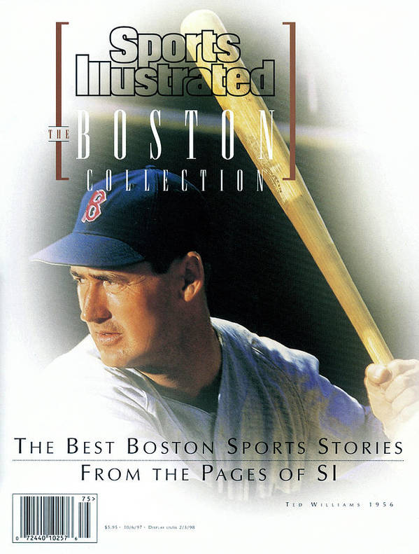 People Art Print featuring the photograph The Boston Collection The Best Boston Sports Stories From Sports Illustrated Cover by Sports Illustrated