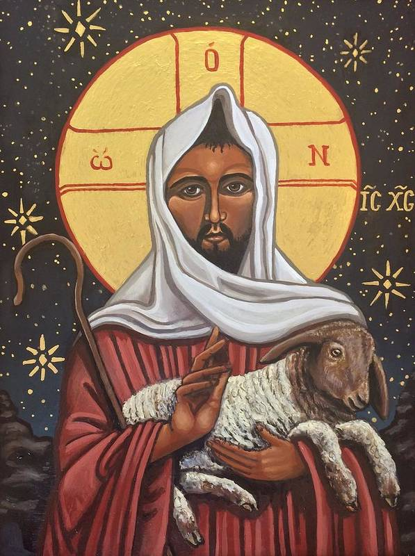 The Good Shepherd by Kelly Latimore