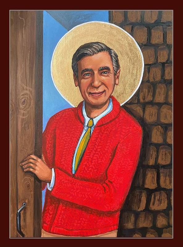 Fred Rogers  by Kelly Latimore
